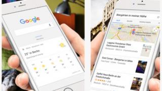 Google-App mit mehr 3D-Touch-Unterstützung