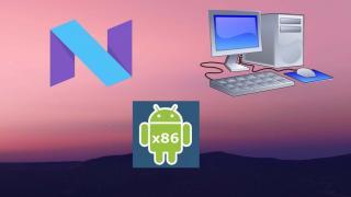 Android-x86: Sourcen und Vorabversion des Notebook-Android erhältlich
