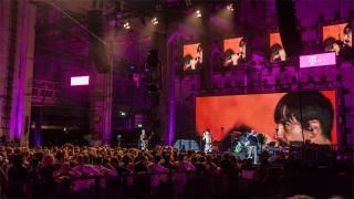 Street Gigs: Red Hot Chili Peppers in 360 Grad
