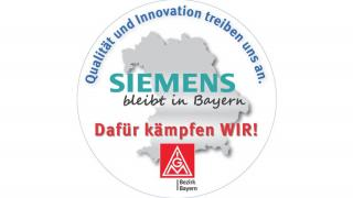 IG Metall: Siemens-Beschäftigte enttäuscht über Abbaupläne