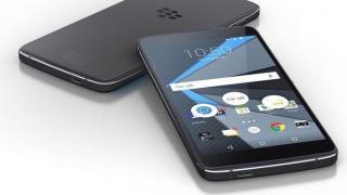 BlackBerry liefert keine Updates für DTEK50