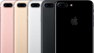 Die iPhone 7 Plus-Familie