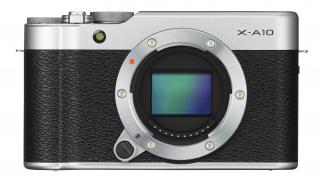 Fujifilm X-A10: Kleine Spiegellose für Einsteiger
