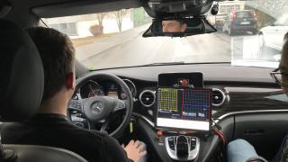 Mercedes darf in Baden-Württemberg autonome Autos auf öffentlichen Straßen testen