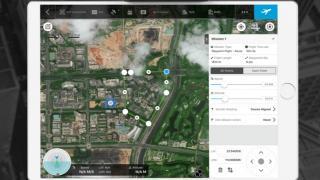 DJI: iPad-App erlaubt genauere Drohnensteuerung