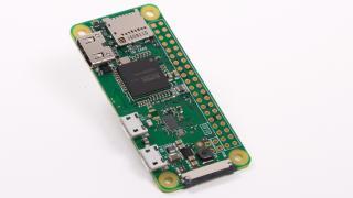 Raspberry Pi Zero W Platine