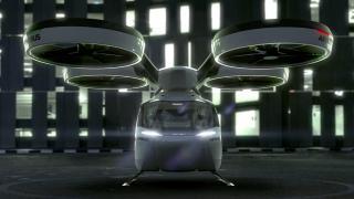 Genfer Autosalon: Airbus zeigt Konzept für Flugauto