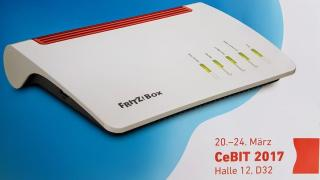 Fritzbox: Neue Router zur CeBIT