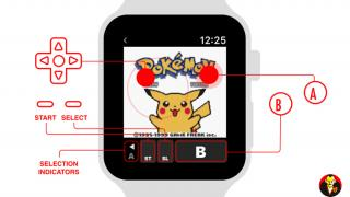 Game-Boy-Emulator für die Apple Watch