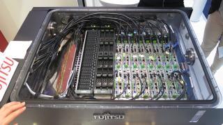 Fujitsu Liquid Immersion Cooling System
