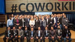 Von Kuh-Überwachung bis Auto-Entwicklung: Zypries prämiert Start-ups