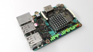 Tinker Board im Test: Hardware Top, Software Flop