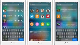 Spotlight-Probleme unter iOS