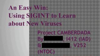 NSA und GCHQ spionieren Anti-Viren-Hersteller aus