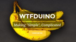 WTFduino