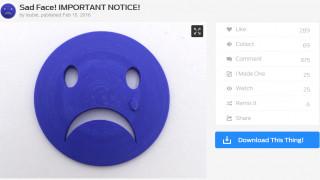 Urheberrecht, 3D-Druck, Thingiverse