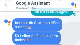 Allo: Googles intelligenter Messenger kann jetzt Deutsch