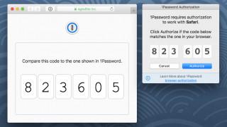 1Password für macOS sichert Browser-Verbindung besser ab