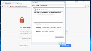 Kaspersky torpediert SSL-Zertifikatsprüfung