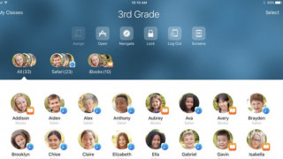 Apples Classroom