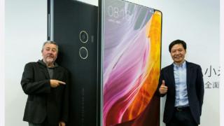 Xiaomi Mi Mix: Smartphone mit fast randlosem Display bekommt Nachfolger