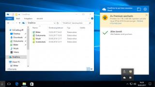 Windows 10: Berichte über OneDrive-Werbung im Datei-Explorer