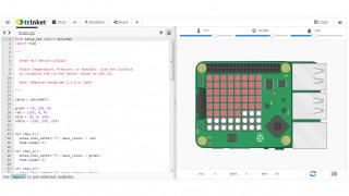 Raspi Sense Hat Python Simulator