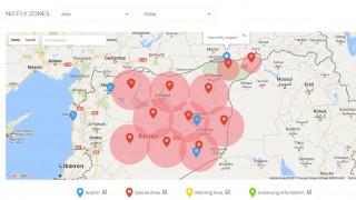 """Terrormiliz setzt auf Drohnen: DJI erklärt IS-Gebiet per Update zur """"No Fly Zone"""""""