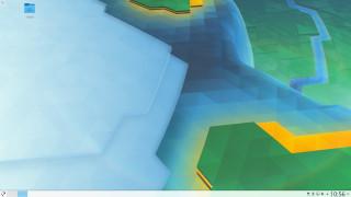 KDE Plasma 5.10: Die Rückkehr der Desktop-Ordner