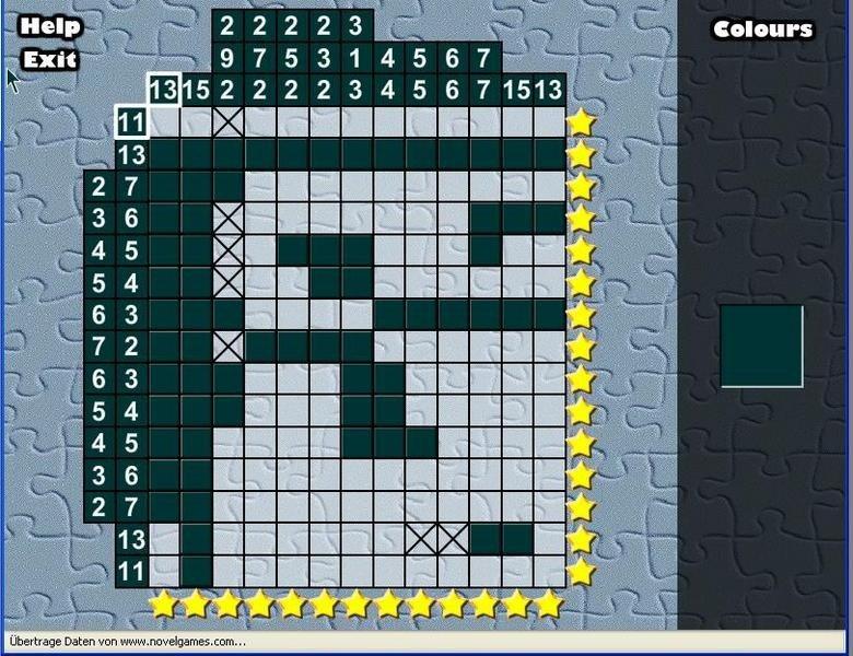 Nonogramm Lösen