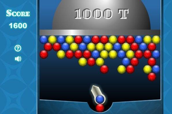 bouncing balls spielen