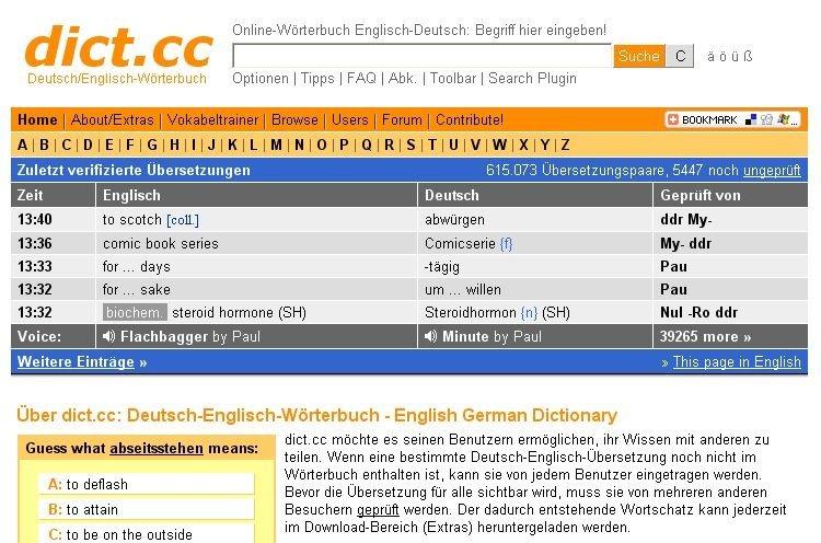 Heise download for Dictionary englisch deutsch