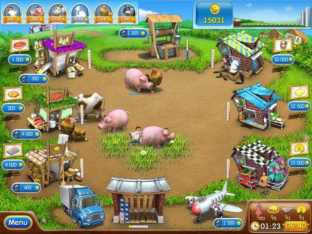 Farm Frenzy Kostenlos