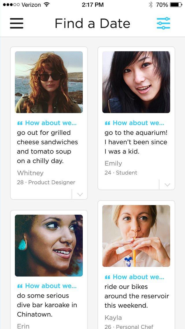 Profil sprüche dating kosten