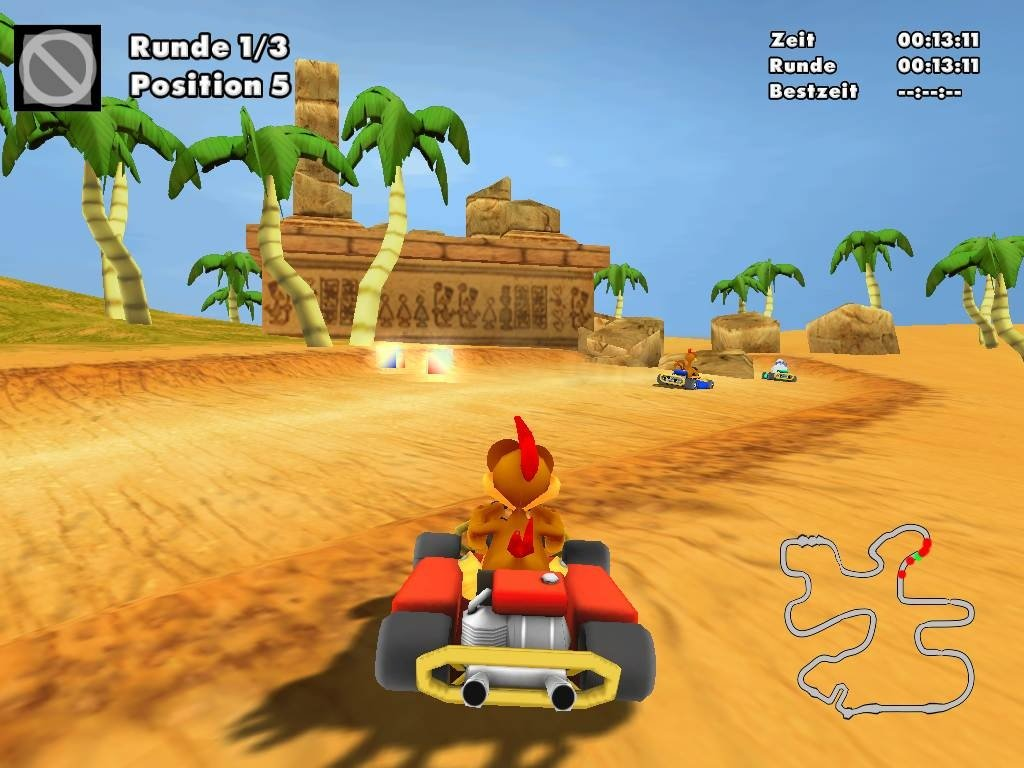 Moorhuhn Kart 2 Kostenlos Spielen Ohne Download