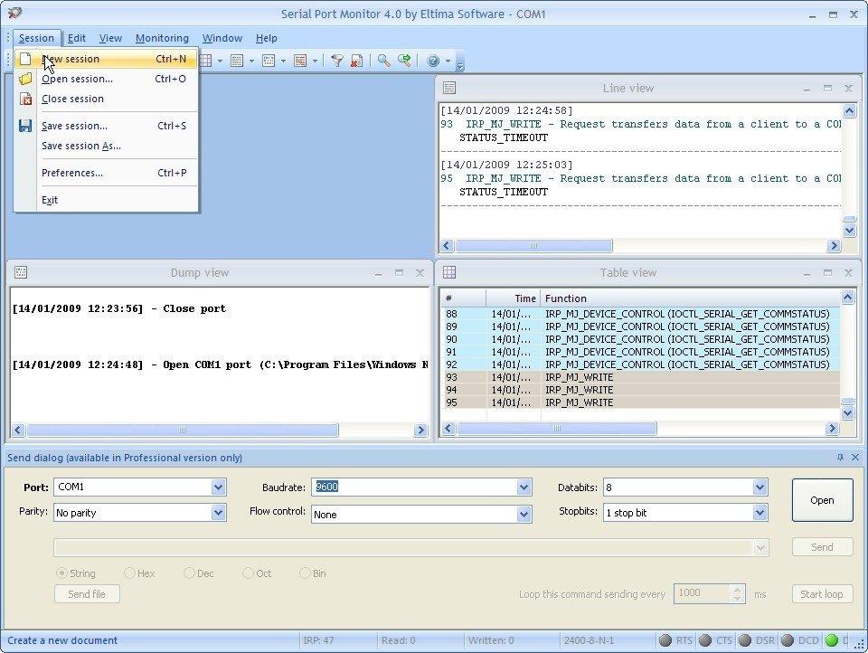 Serial Port Analyzer : Serial port monitor heise download