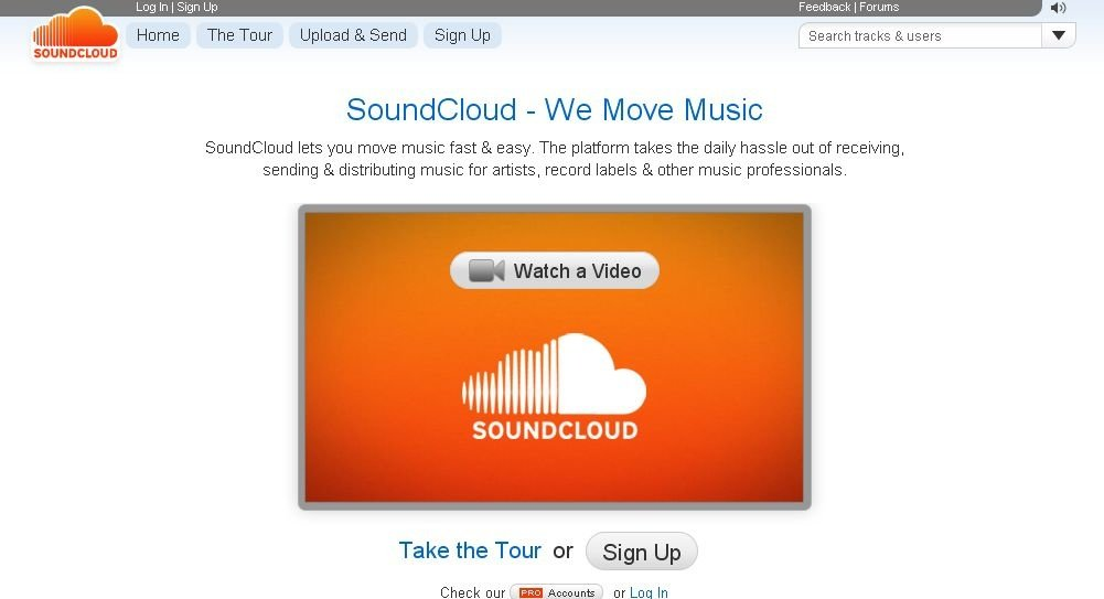 how to download wav from soundcloud