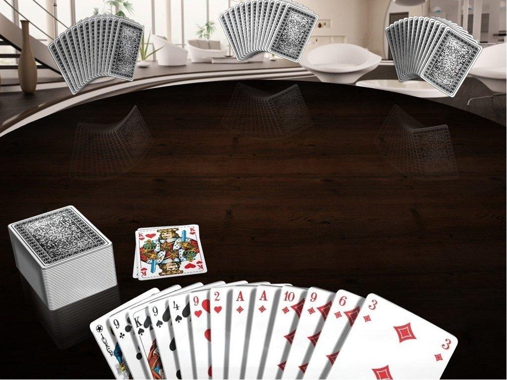 Romm Kartenspiel Kostenlos
