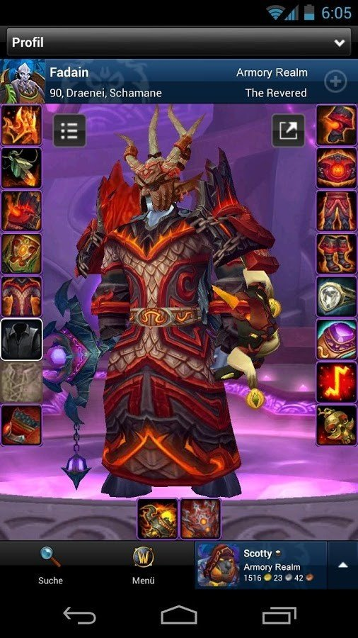 World Of Warcraft Arsenal