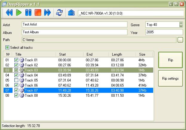 <b>Exact</b> <b>Audio</b> <b>Copy</b> - Free download and software reviews - CNET ...