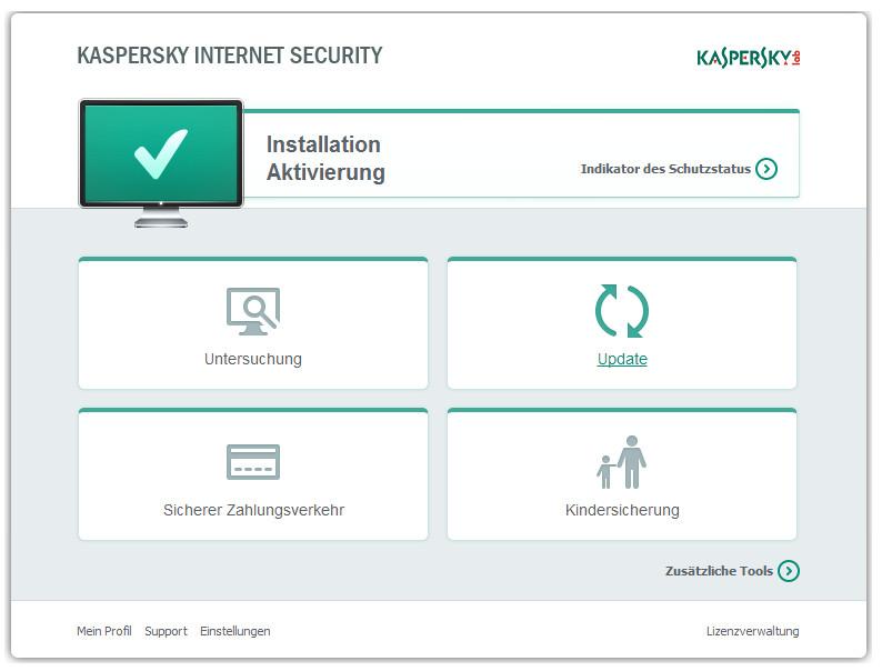 kaspersky internet security 2018 heise download. Black Bedroom Furniture Sets. Home Design Ideas