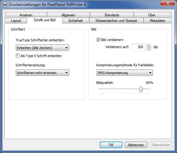 pdf xchange 4.0 printer