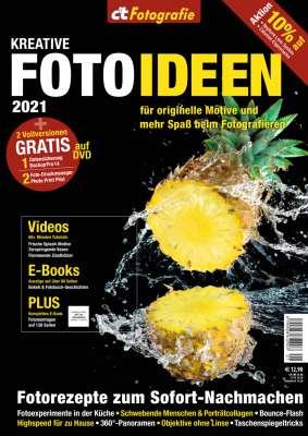 Titelbild c't Fotografie Ideen Heft 7/2021
