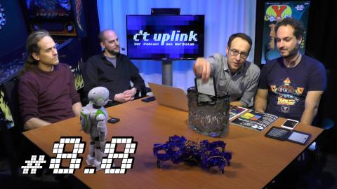 c't uplink 8.7: Safe-Harbor-Urteil, Ultraviolet, Microsofts Neuheiten