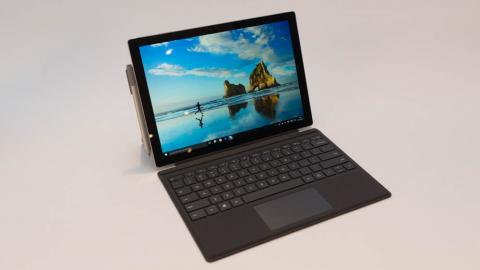 Hands-on: Das Windows-Tablet Surface Pro 4