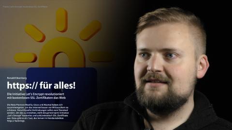 nachgehakt: Was bringen die Gratis-SSL-Zertifikate von Let's Encrypt?