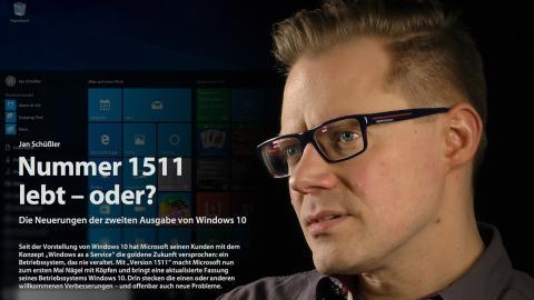 nachgehakt: Verwirrung um Veröffentlichung von Windows 10 v1511