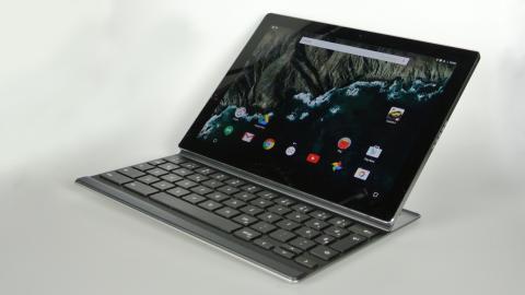 Google-Tablet Pixel C: Ein bisschen Notebook