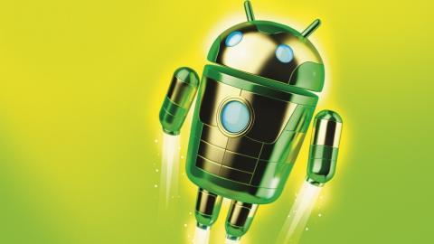Titelbild c't Android 2016