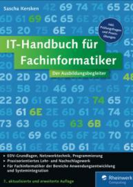 Bonn 2015, 7. Aufl.Rheinwerk1304 Seiten35 € (PDF-E-Book: gleicher Preis)ISBN 978-3-8362-3473-3
